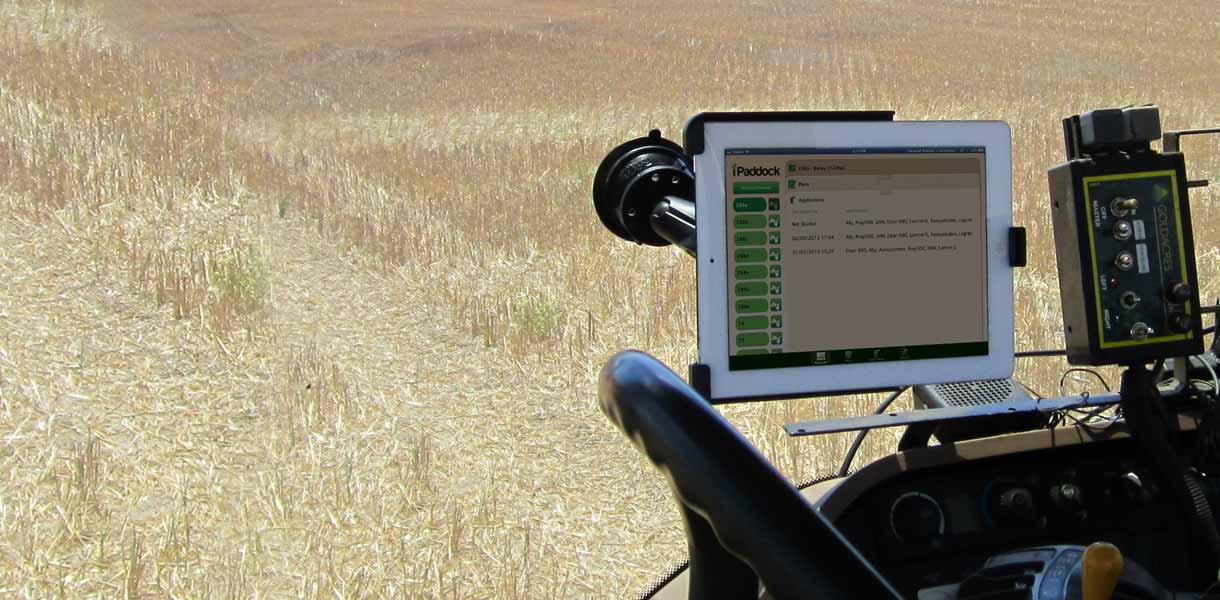 iPaddock - Farm Management Apps